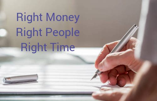 Free Seminar - Right Money Right People Right Time